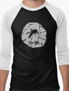 Dino DNA Mosquito Men's Baseball ¾ T-Shirt