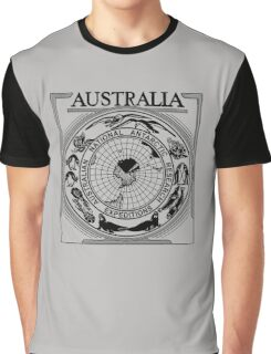 Australian National Antarctic Research Expeditions ' reproduction concept Graphic T-Shirt