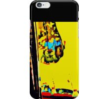 ABSTRACT OUT HOTEL DOOR TO DECK iPhone Case/Skin