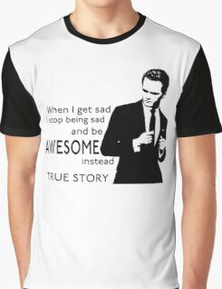 himym Barney Stinson Suit Up Awesome TV Series Inspired Funny  Graphic T-Shirt