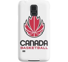 canada basketball Samsung Galaxy Case/Skin
