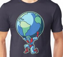 The Weight of the World Unisex T-Shirt