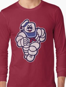 Marshmelin Man Long Sleeve T-Shirt