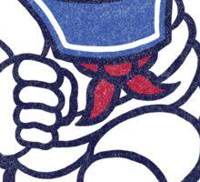 Marshmelin Man Sticker