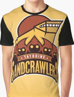 Tatooine SandCrawlers Graphic T-Shirt