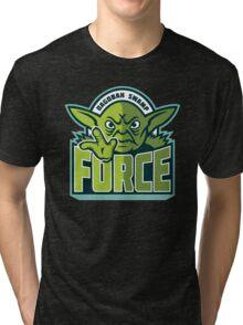 Dagobah Swamp Force Tri-blend T-Shirt
