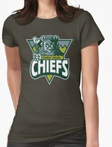 Forest Moon Chiefs Womens Fitted T-Shirt