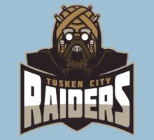 Tusken City Raiders Kids Tee