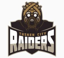 Tusken City Raiders Kids Tee