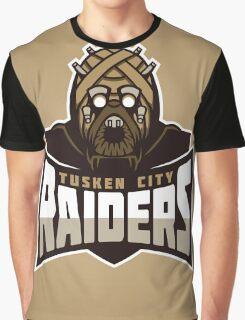 Tusken City Raiders Graphic T-Shirt
