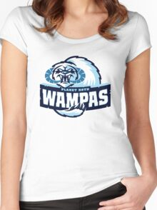 Planet Hoth Wampas Women's Fitted Scoop T-Shirt