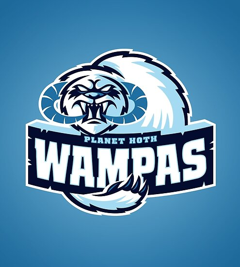 Planet Hoth Wampas by WanderingBert