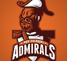 Mon Calimari Admirals by WanderingBert