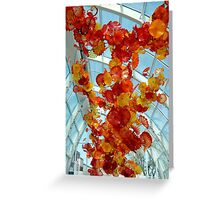 Chihuly Glasshouse Greeting Card