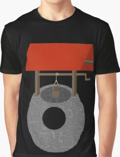 O Well Graphic T-Shirt