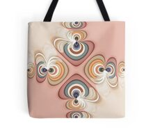 Color My World in Pastel Tote Bag