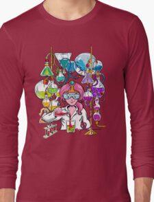 Science With Princess Bubblegum Long Sleeve T-Shirt