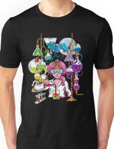 Science With Princess Bubblegum Unisex T-Shirt