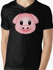 Pinkg Mens V-Neck T-Shirt