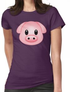 Pinkg Womens Fitted T-Shirt