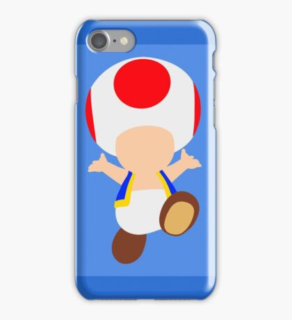 Toad (Original)  iPhone Case/Skin