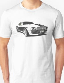 Mustang GT500 Graphic Unisex T-Shirt