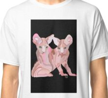 Conjoined Kittiez Classic T-Shirt