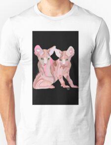 Conjoined Kittiez T-Shirt