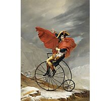 The Art of the Bicycle  Photographic Print