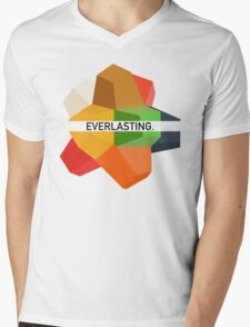 EVERLASTING.  Mens V-Neck T-Shirt
