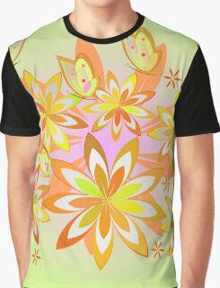 Spring activity in my garden Graphic T-Shirt