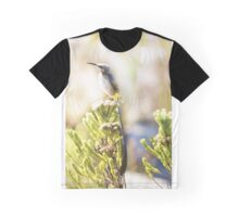 Cape Sugarbird /  Promerops cafer Graphic T-Shirt