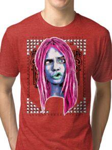 CARA Goofy Tri-blend T-Shirt