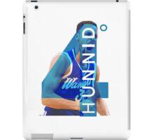 SC 4 HUNNID iPad Case/Skin