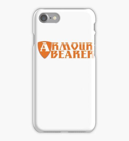 Armour Bearer iPhone Case/Skin