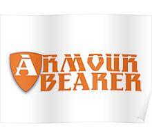Armour Bearer Poster