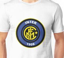 INTER MILAN FC LOGO Unisex T-Shirt