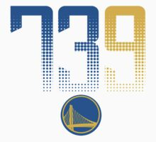73 - 9 Warriors Record Season Kids Tee