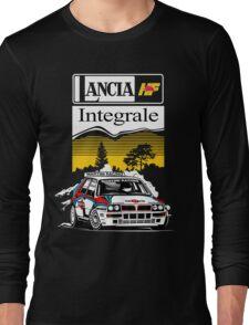 LANCIA INTEGRALE : GIFT Long Sleeve T-Shirt