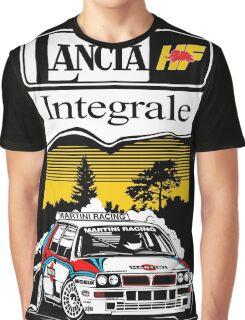 LANCIA INTEGRALE : GIFT Graphic T-Shirt