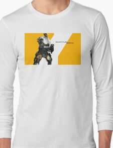 quantum break Long Sleeve T-Shirt