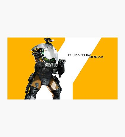quantum break Photographic Print