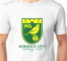 NORWICH CITY LOGO  Unisex T-Shirt