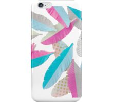 feathers1 iPhone Case/Skin
