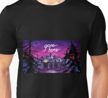gone home Unisex T-Shirt