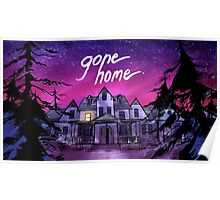 gone home Poster