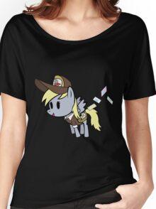 A Derpy Delivery Women's Relaxed Fit T-Shirt
