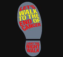 Let's walk to the end of cancer light the night walk Hoodie
