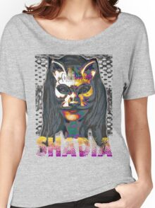 Shadia Women's Relaxed Fit T-Shirt