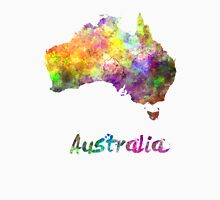 Australia  in watercolor Unisex T-Shirt